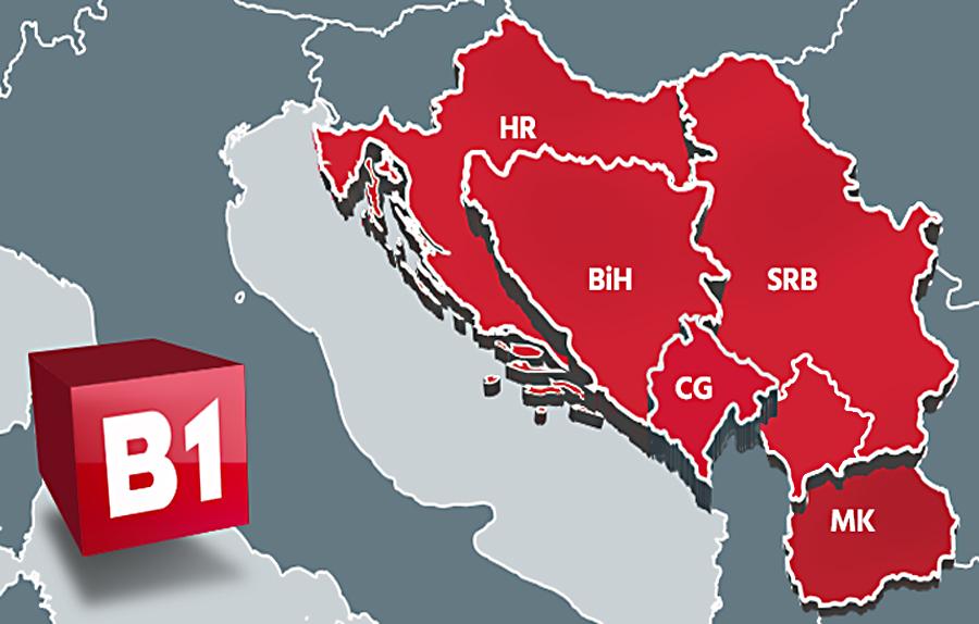Karta regija